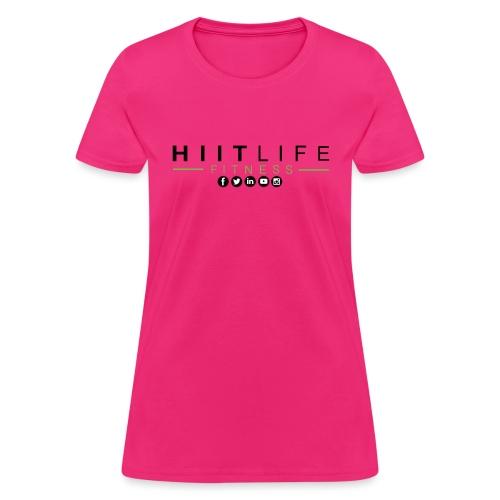 HLFLogosocial - Women's T-Shirt