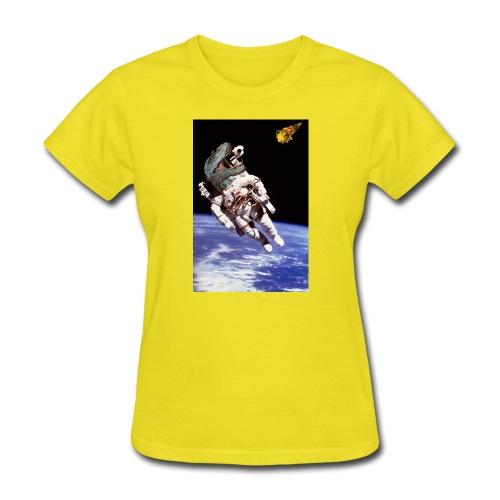 how dinos died - Women's T-Shirt