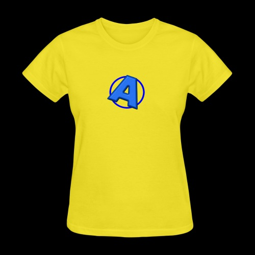 Awesomegamer Logo - Women's T-Shirt