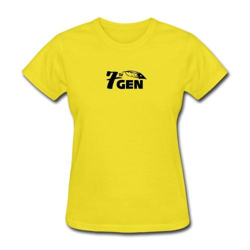 7thGen logo - Women's T-Shirt
