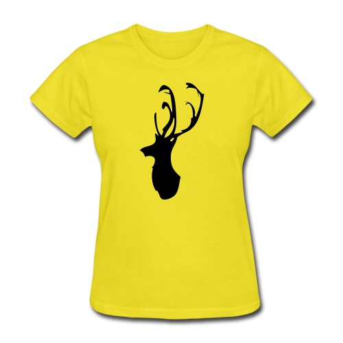 Mesanbrau Stag logo - Women's T-Shirt