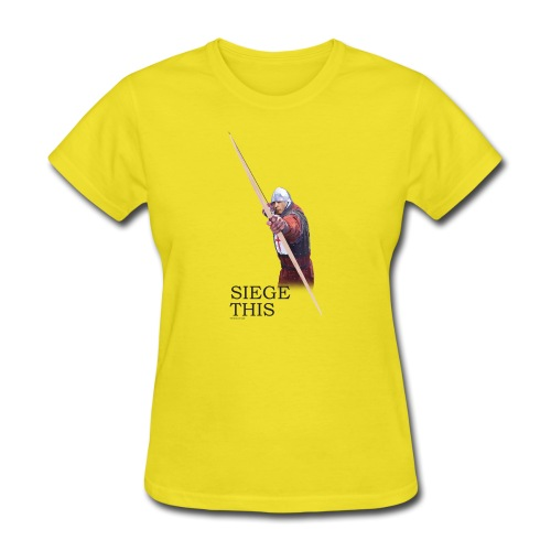 Siege This Mens standard T - Women's T-Shirt