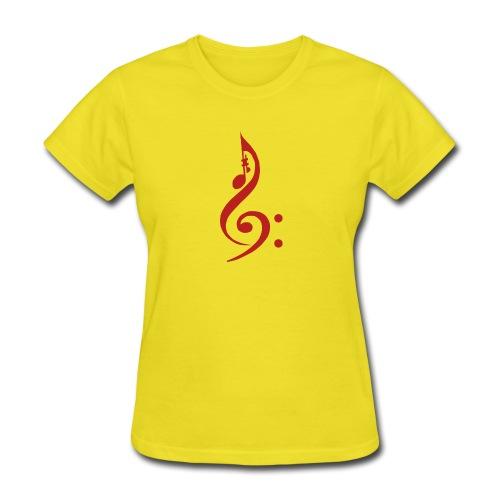 Red Key - Women's T-Shirt