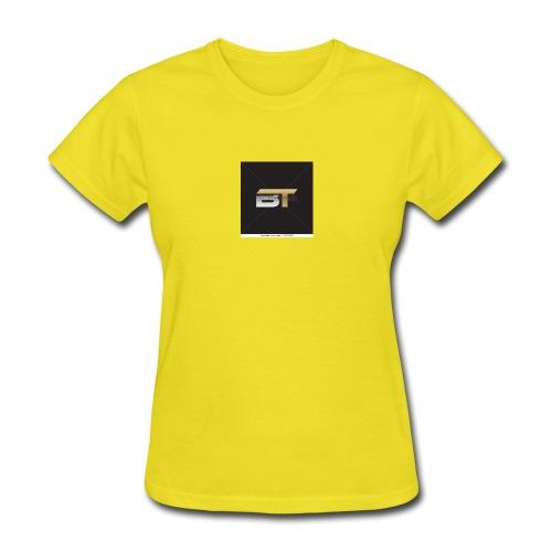 BT logo golden - Women's T-Shirt