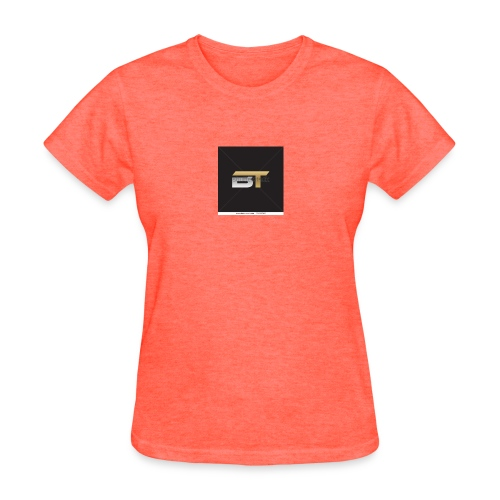 BT logo golden - Women's T-Shirt