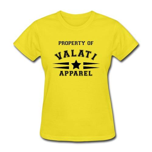 Property Of - Women's T-Shirt