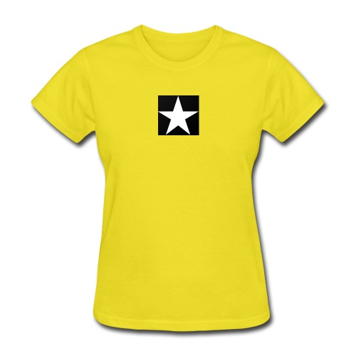 MOB-MOM ' WHITE STAR - Women's T-Shirt