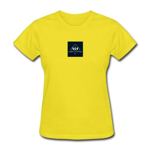 sparkd solz recordz - Women's T-Shirt