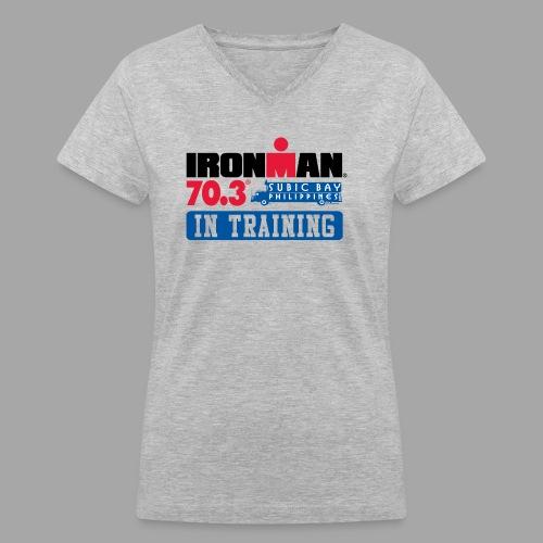 703 philippines - Women's V-Neck T-Shirt