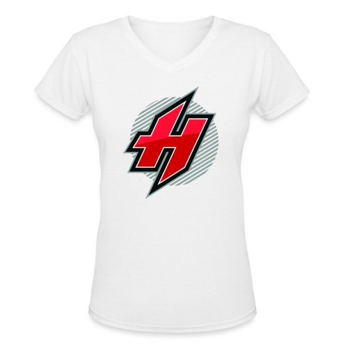 Home Town Squad - Women's V-Neck T-Shirt