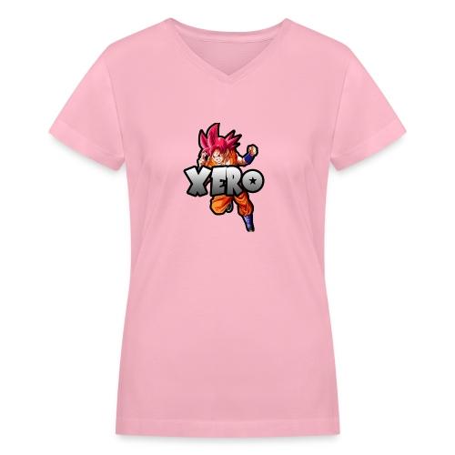 Xero - Women's V-Neck T-Shirt
