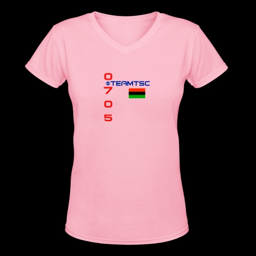 TSC RBG 1 - Women's V-Neck T-Shirt