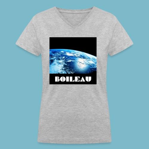13 - Women's V-Neck T-Shirt