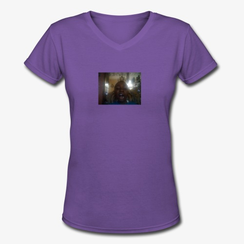 RASHAWN LOCAL STORE - Women's V-Neck T-Shirt