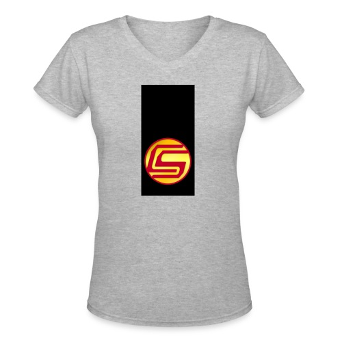 siphone5 - Women's V-Neck T-Shirt