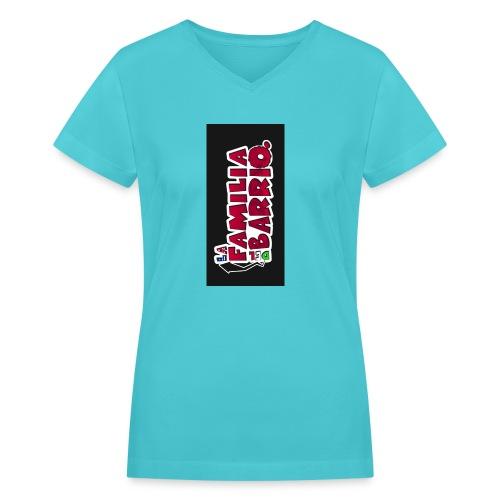 case2biphone5 - Women's V-Neck T-Shirt