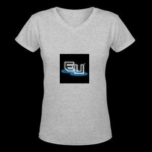 Ethereal Universe - Women's V-Neck T-Shirt