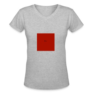 CBW Merch - Women's V-Neck T-Shirt