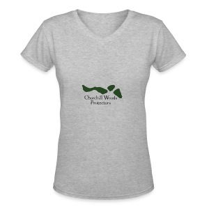 Protector Gear - Women's V-Neck T-Shirt