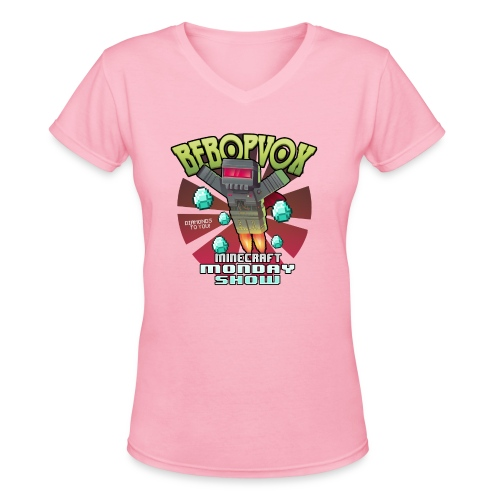 shirt - Women's V-Neck T-Shirt