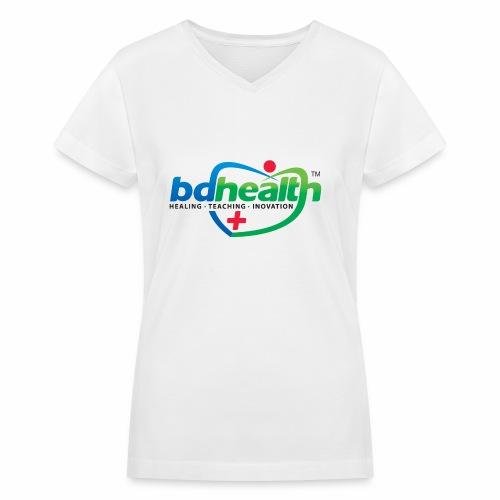 Medical Care - Women's V-Neck T-Shirt