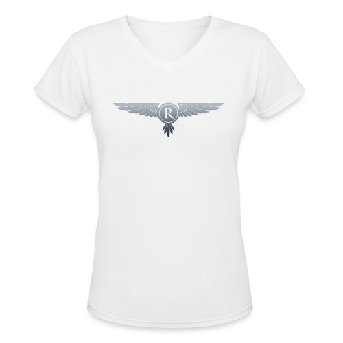 Ruin Gaming - Women's V-Neck T-Shirt