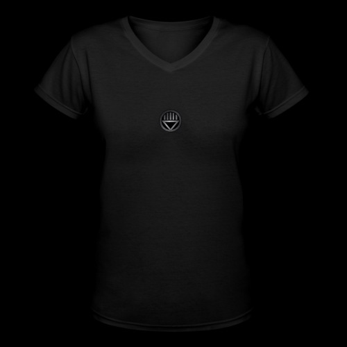 Knight654 Logo - Women's V-Neck T-Shirt