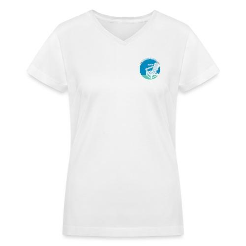 The Greater Muskoka Group Company T Shirt - Women's V-Neck T-Shirt