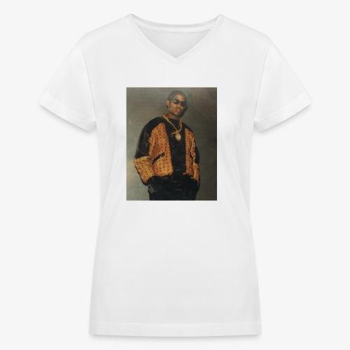 Alpo - Women's V-Neck T-Shirt