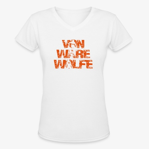 VWW - Women's V-Neck T-Shirt