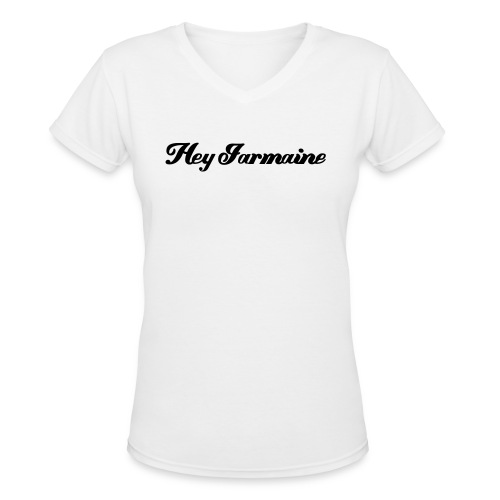 heyj3 - Women's V-Neck T-Shirt