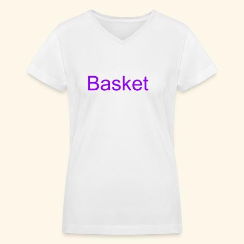 merch - Women's V-Neck T-Shirt