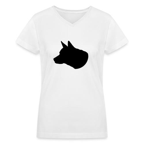 ESPUMA - Women's V-Neck T-Shirt