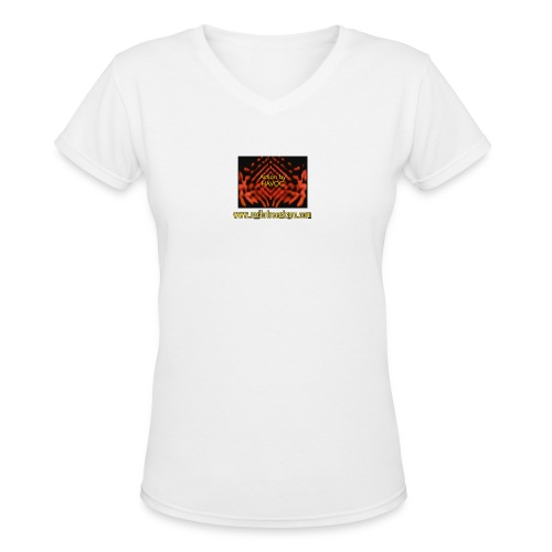 shirt actionbyhavoc - Women's V-Neck T-Shirt