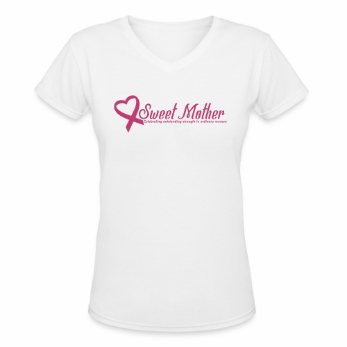 SweetMother - Women's V-Neck T-Shirt