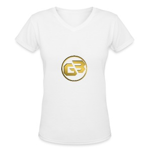 Premium Design - Women's V-Neck T-Shirt