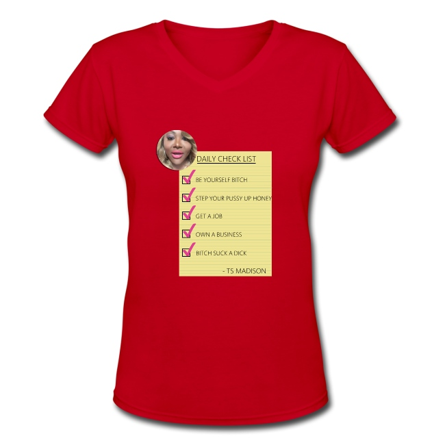 ts Madison Checklist