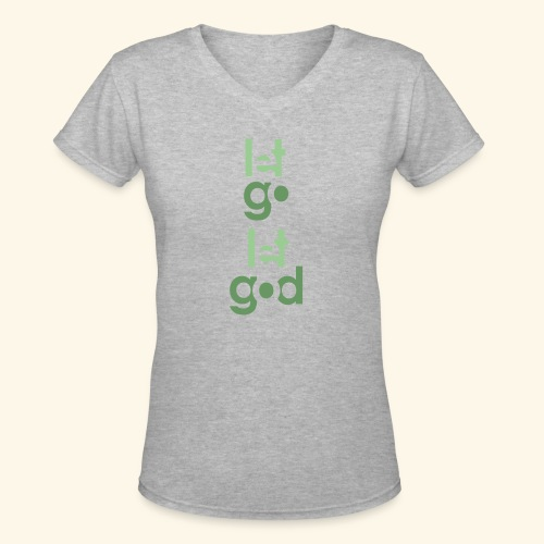 LGLG #9 - Women's V-Neck T-Shirt