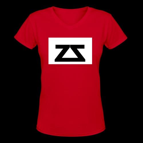 ZOZ - Women's V-Neck T-Shirt