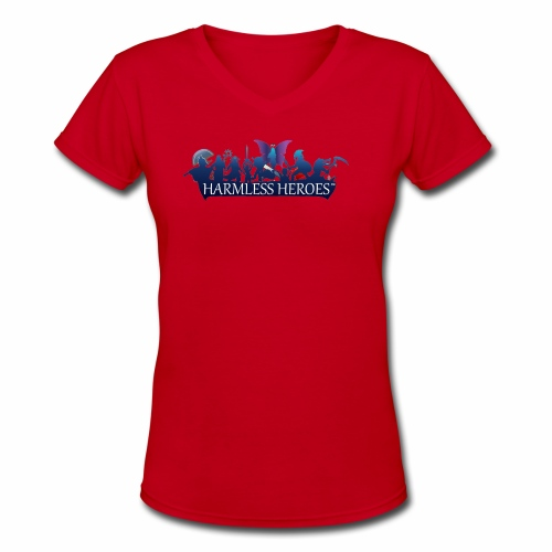 MamaNostariel Round Logo - Women's V-Neck T-Shirt