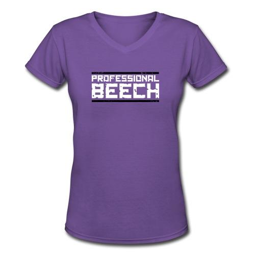 no name - Women's V-Neck T-Shirt