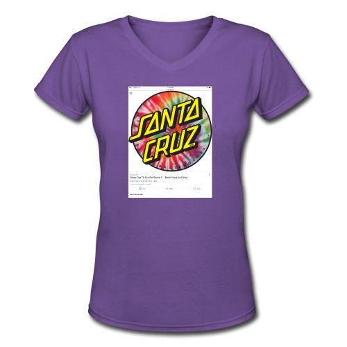 IMG 0102 - Women's V-Neck T-Shirt