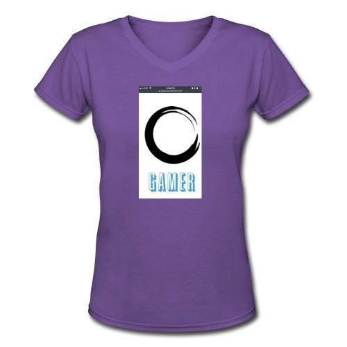 Caedens merch store - Women's V-Neck T-Shirt