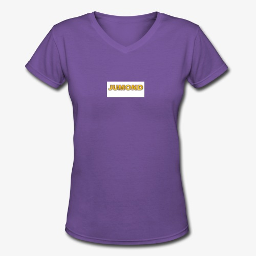 Jumond - Women's V-Neck T-Shirt