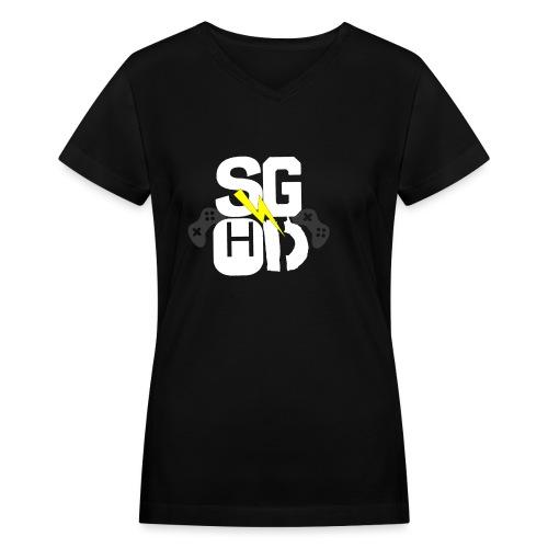 IMG_0350 - Women's V-Neck T-Shirt
