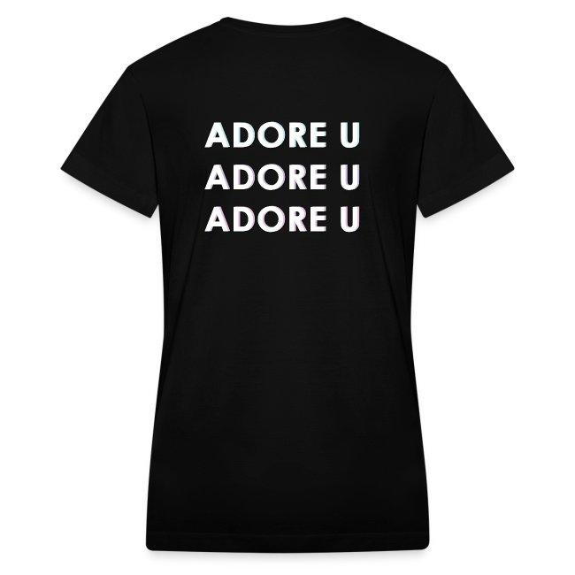Say The Name Seventeen + Adore U Short Sleeve