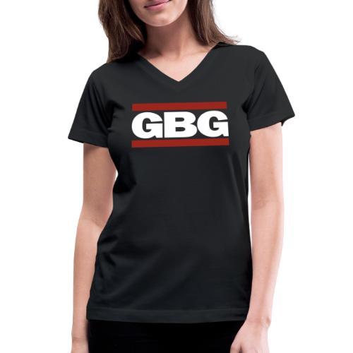 GBG Simple - Women's V-Neck T-Shirt