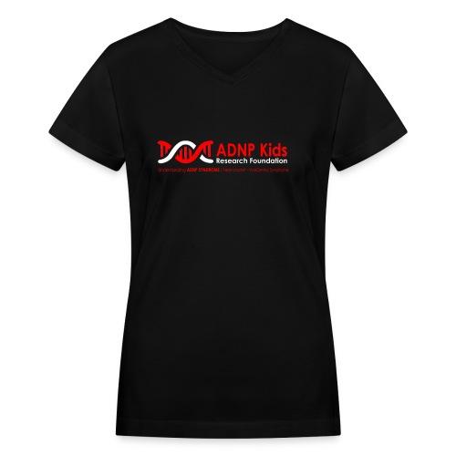 ADNP-KRF - Women's V-Neck T-Shirt