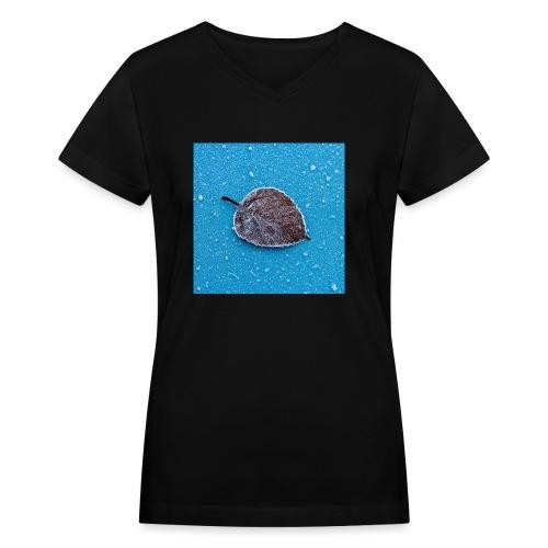 hd 1472914115 - Women's V-Neck T-Shirt