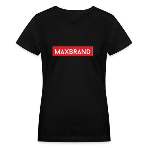 FF22A103 707A 4421 8505 F063D13E2558 - Women's V-Neck T-Shirt